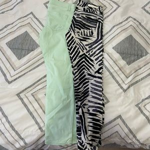 Express Jeans Patterned Bundle